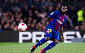 Барселона даде гаранции на Умтити, че ще увеличи заплатата му