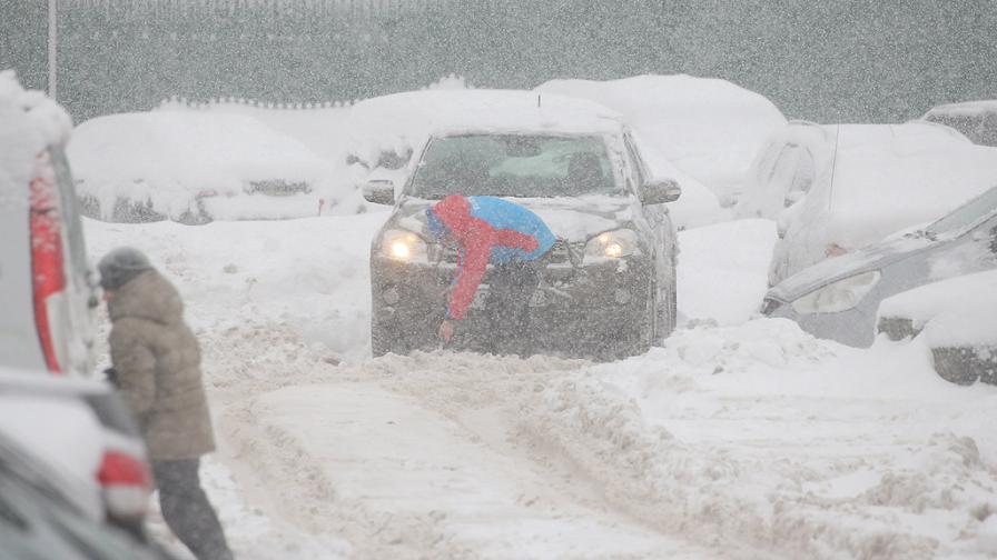 Зверският студ взе 47 жертви в Европа