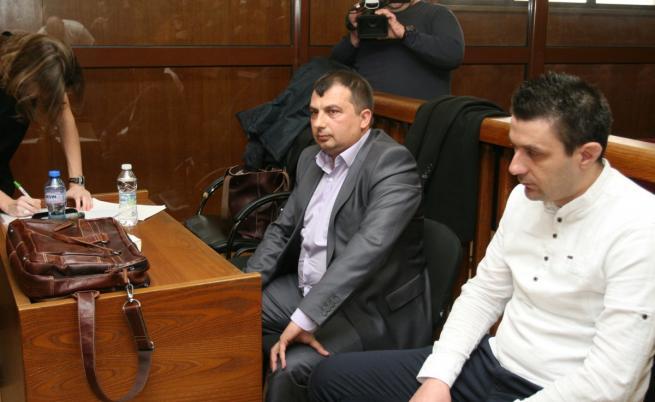 Марин Рачев в съда