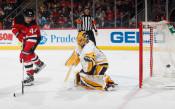 Конър Макдейвид вкара четири гола при победа на Едмънтън над лидера в НХЛ
