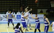 Левски Лукойл с  разгром срещу албанци  в Балканската лига