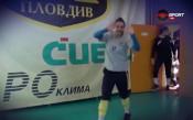 ВК Марица си пожела успех в Шампионската лига