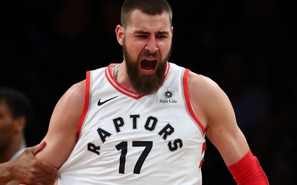 Торонто бие в НБА, резултати