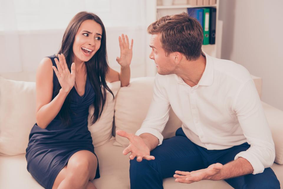 двойка любов спор