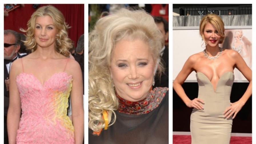 <p><strong>Най-скандалните</strong> рокли от историята на наградите <strong>&quot;Оскар&quot;</strong></p>