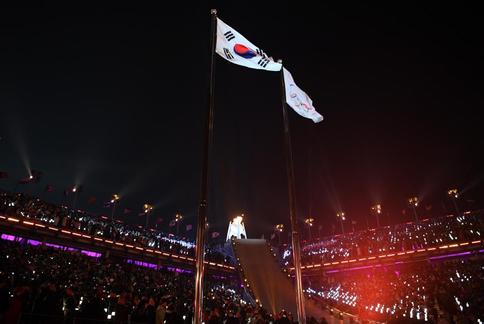 - Стартът на Олимпиадата в Пьонгчанг бе даден с впечатляваща церемония по откриване на 23-те Зимни игри, която продължи два часа и остави без дъх близо...