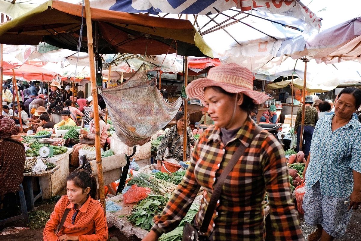 Камбоджа още не се е възстановила от унищожителния режим.