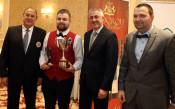 Откриха Европейското по снукър за мъже в София
