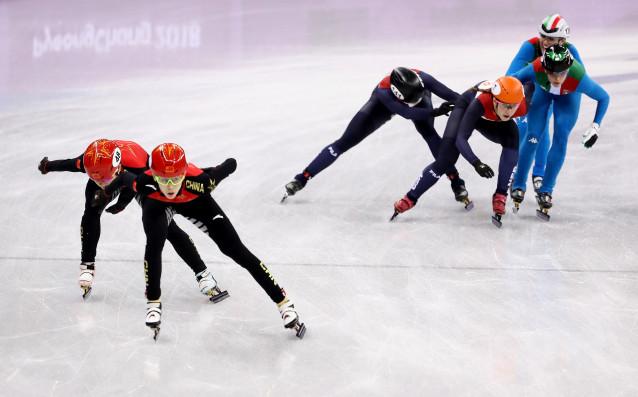 Бързо пързаляне с кънки<strong> източник: Gulliver/Getty Images</strong>