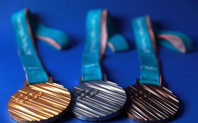 Медалите от Пьонгчанг 2018 източник: Gulliver/GettyImages