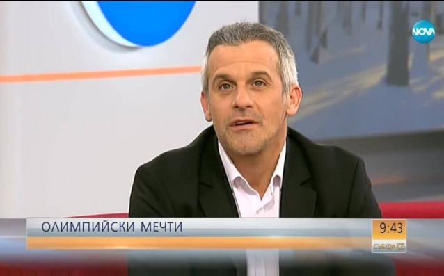 Един от най-славните олимпийци на България - Йордан Йовчев -
