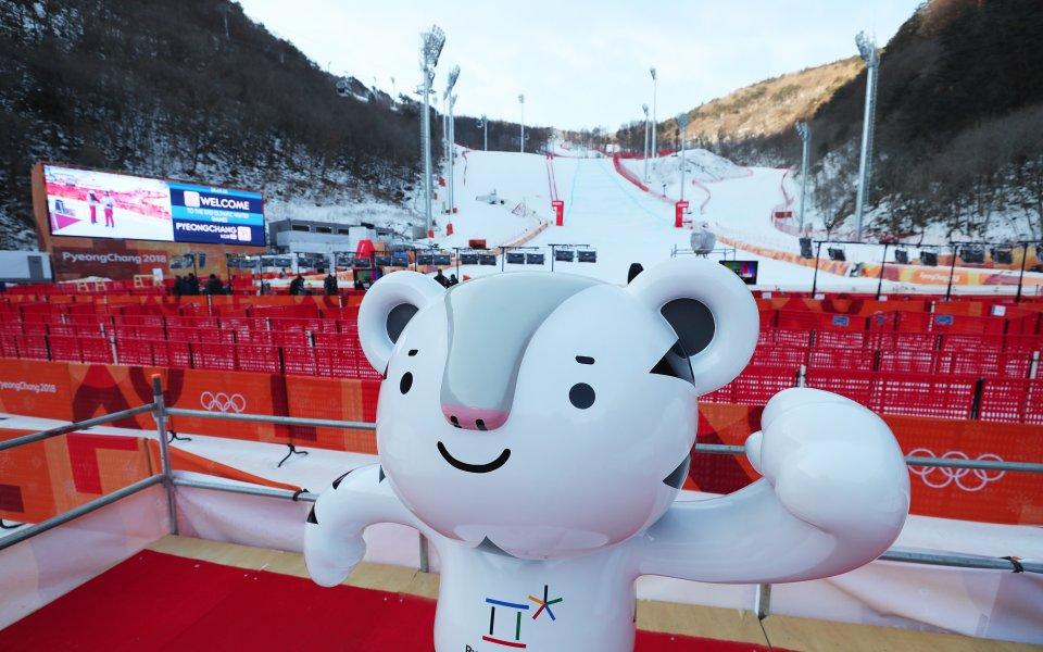 Земетресение и минус 25 плашат олимпийците