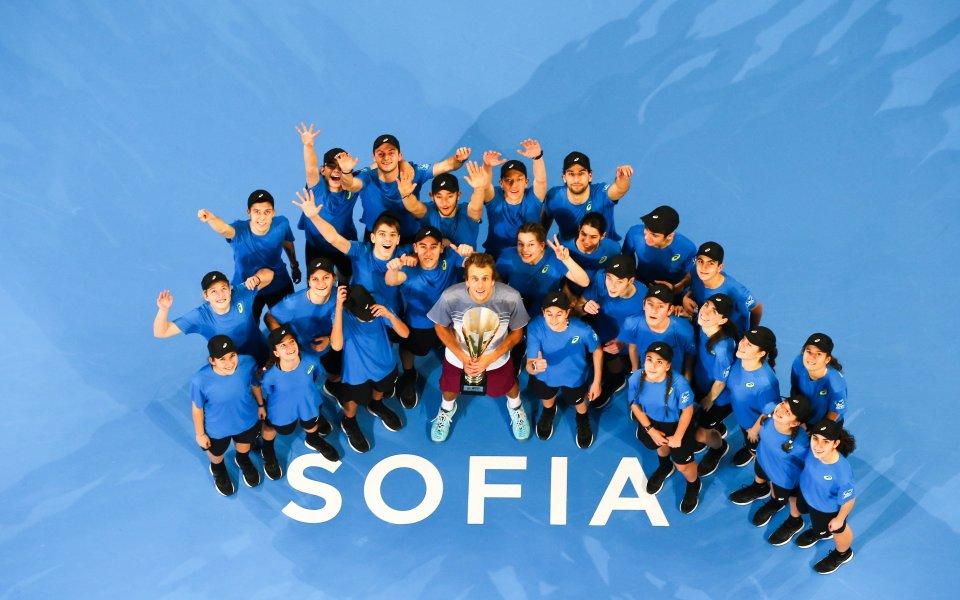 Държавното първенство по тенис - път към Sofia Open 2019