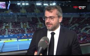 Шеф на АТР Европа: Скоро ще е ясно бъдещето на DIEMA XTRA Sofia Open