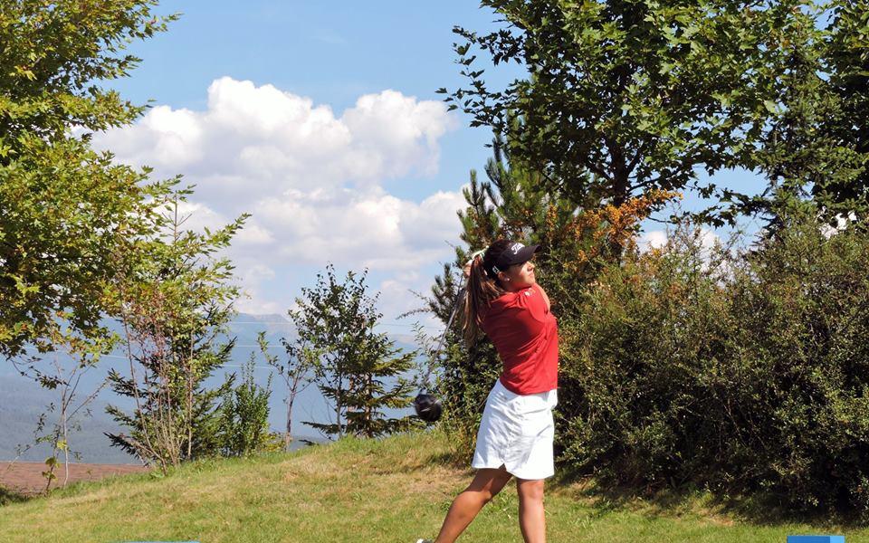 Ивана Симеонова втора в Кипар на откритото първенство по голф
