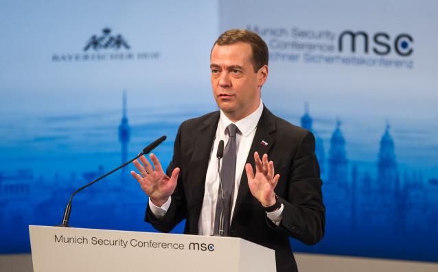 Дмитрий Медведев<strong> източник: Gulliver/GettyImages</strong>