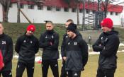 ЦСКА започна подготовка за мача с Верея, двама не тренираха