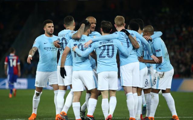 Манчестър Сити постигна категорична победа с 4:0 като гост на