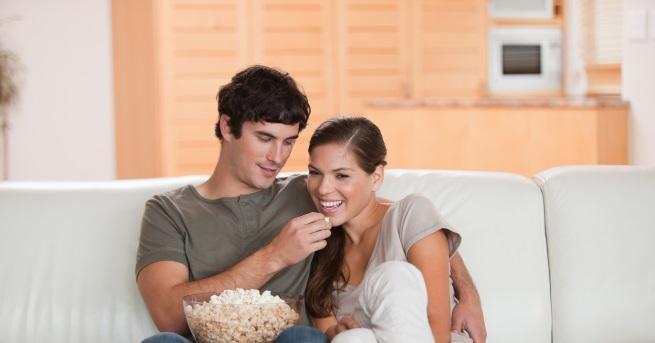 Романтичните филмивдъхновяват една трета от британците да са по-страстни и