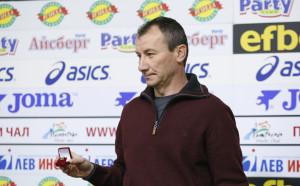 Белчев: Готови сме за шампиони, ако имаме постоянство