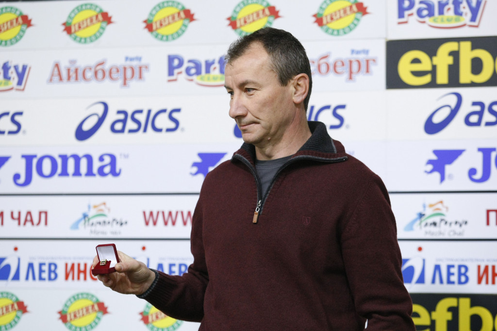 Стамен Белчев<strong> източник: LAP.bg, Илиан Телкеджиев</strong>
