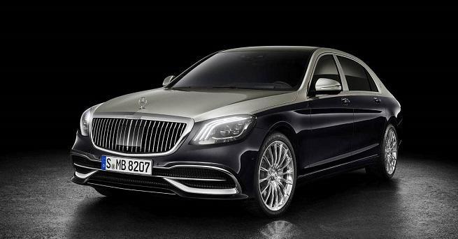 Ако Mercedes-Benz S-Class не е достатъчно разкошен за предпочитанията ви,