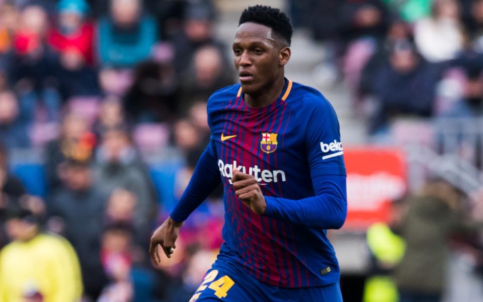 Йери Мина  разочарован от отношението към него в Барселона