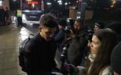 Красива тийнейджърка разтопи сърцето на нападател на Милан