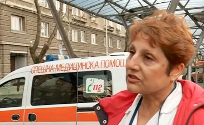 Заключиха спешни медици, спасяваха ги пожарна и линейка