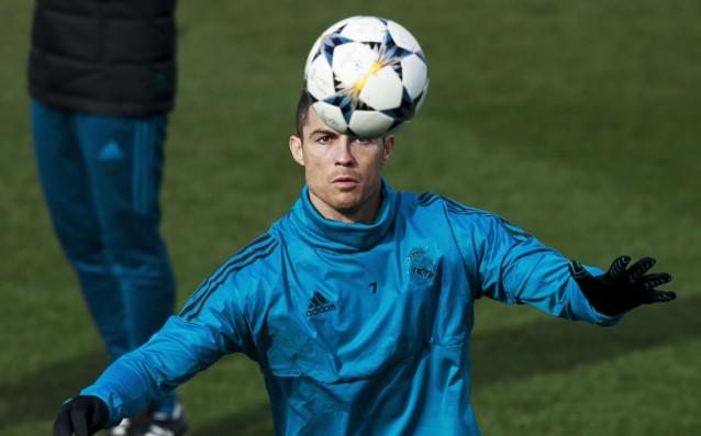 Нападателят на Реал Мадрид Кристиано Роналдо записа ново постижение за