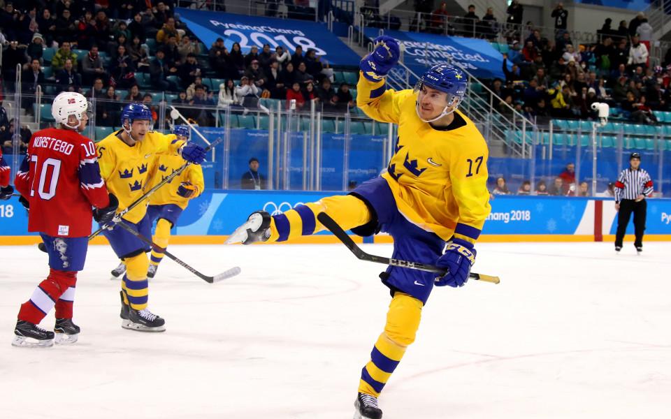 Швеция стартира с убедителна победа над Норвегия