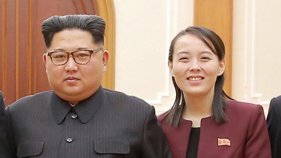 """""""Мръсни"""" снимки на съпругата на Ким разгневили КНДР"""