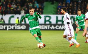 Лудогорец нощува в Милано след мача от Лига Европа