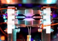 Заснеха един-единствен атом с обикновена камера