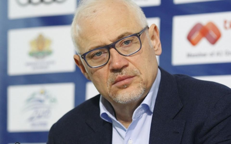 Президентът на Българската федерация по ски Цеко Минев беше избран