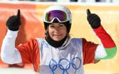 Емоциите на Сани Жекова след шестото място<strong> източник: bgolympic.org, Костадин Андонов</strong>