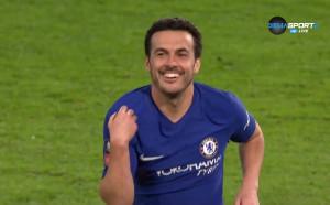 """Челси с втори гол във вратата на """"тигрите"""""""