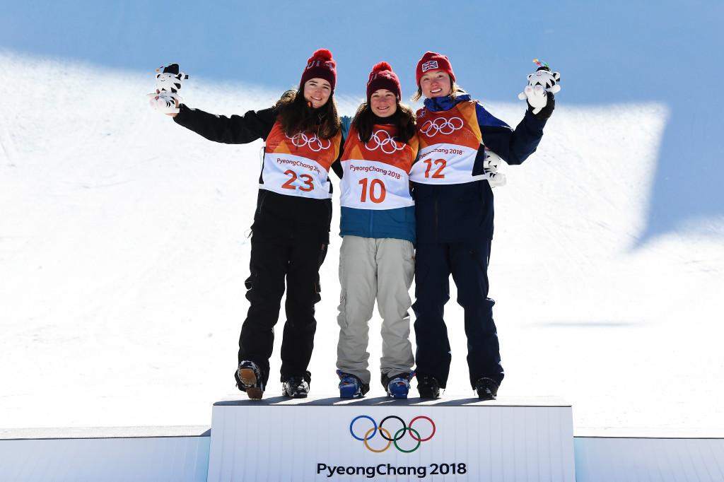 Челната тройка при жените в слоупстайла<strong> източник: Gulliver/Getty Images</strong>