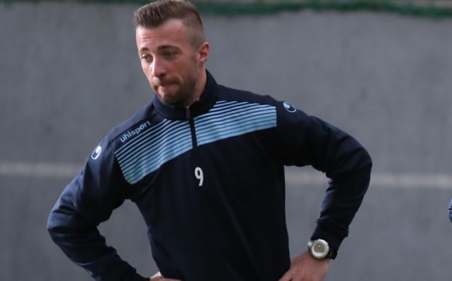 Вкаралият два гола за Септември Мартин Тошев определи като много