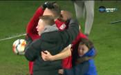 Хъдърсфийлд - Манчестър Юнайтед 0:2 /репортаж/