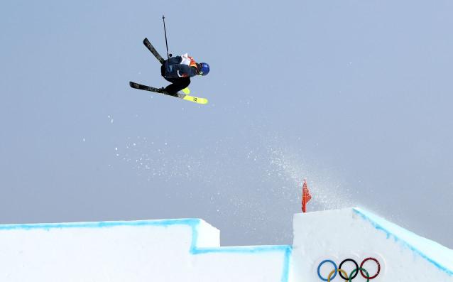 Норвежецът Ойстейн Браатен триумфира в дисциплината слоупстайл от олимпийската надпревара