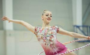 Боряна Калейн грабна среброто на обръч на Гран При на Москва
