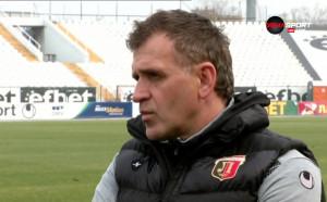 Акрапович: Играем мач за мач, след подготовката сме по-добре