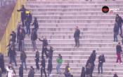 Футболни фенове вилняха в градския транспорт в София