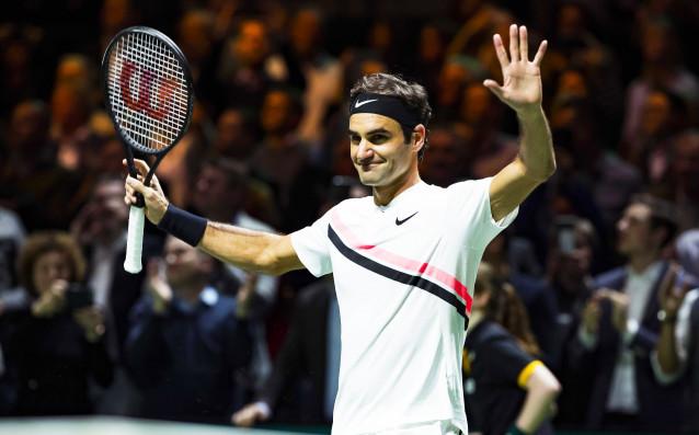 На 36 години и половина Роджър Федерер се върна на