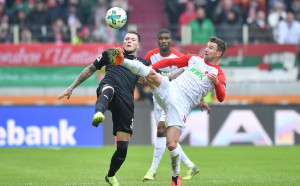 Щутгарт изненада Аугсбург и взе нови ценни три точки