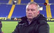 Николай Киров: Трудно се говори след такава загуба