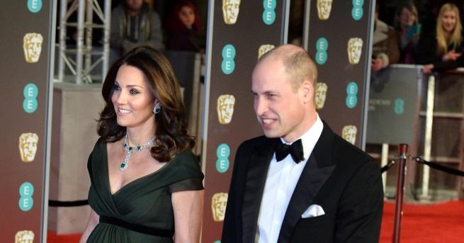 В неделя вечерта бяха връчени наградите на Британската академия за
