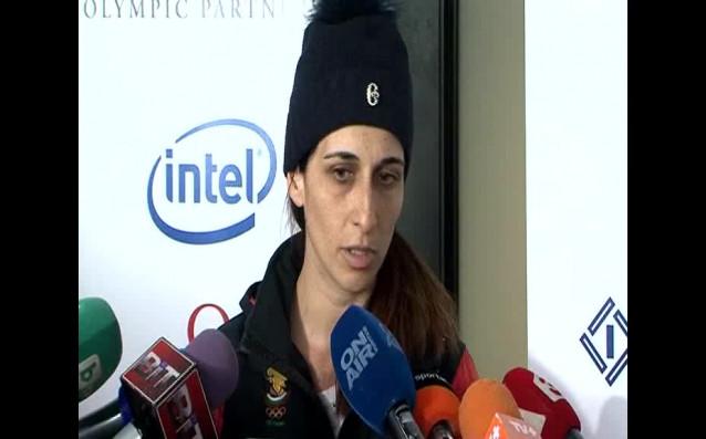 Българската съзтезателка в алпийските ски Мария Киркова се завърна на