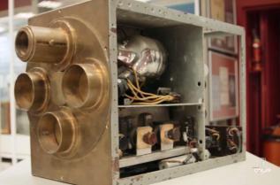 Първата българска телевизионна камера